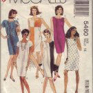 McCalls 5460 Pattern ~ The Little Black Dress Sheath  Sz 14