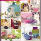 Simplicity #2990 Assorted Pincushions Pattern