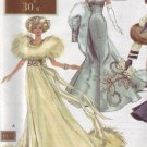 Simplicity #9704 Glamorous 30s Barbie Pattern