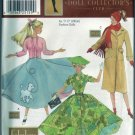 Simplicity #9840 Fabulous Fifites Barbie Pattern