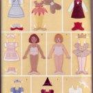 Butterick #3280 Fabric Paper Doll Pattern
