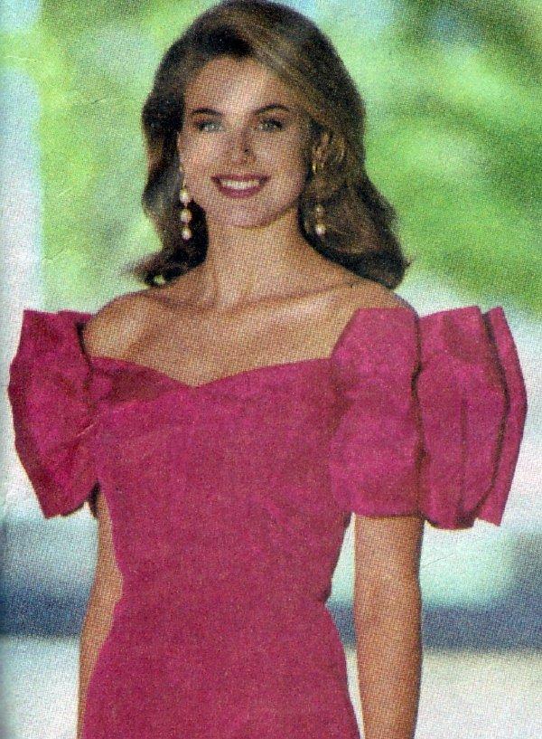 Butterick #6057 Woman's Cocktail Dress Pattern ~ Jessica Howard