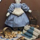 Rag Doll Pattern - Cinnamon Spice by Dream Spinners