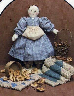 Rag Doll Pattern - Cinnamon Spice by Dream Spinners