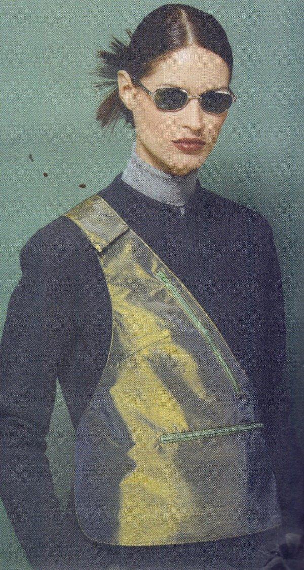 Vogue Pattern #7107 Accessories ~ Purses