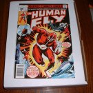 HUMAN  FLY # 1..NM-..(9.2)..1977 Marvel comic book-ea