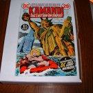 KAMANDI # 1..VF..(8.0)..1978 DC comic book-C