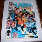 X-MEN # 193..(9.4)..NM ..1985 giant Marvel comic book-r
