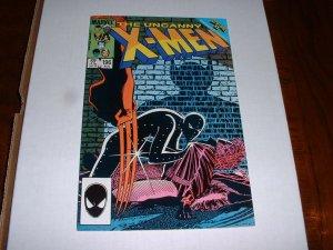 X-MEN # 196..(9.4)..NM ....1985 Marvel comic book-e
