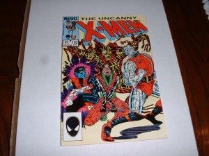 X-MEN # 192..(9.4)..NM ..1985 Marvel comic book-e