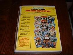 OVERSTREET PRICE UPDATE # 1...FINE...1982