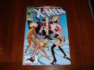 X-MEN # 189..(9.4)  NM ..1985 comic book-e