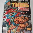 Marvel 2 in 1 Annual # 1...VF..(8.0)..1976 Marvel comic book-rg