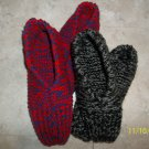Reserved for Laurie Butler-2 Men's Knitted Slippers