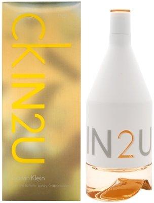 CK IN2U by Calvin Klein for Women 3.4 Eau De Toilette
