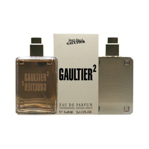 Gaultier 2 by Jean Paul Gaultier 2 x 1.3 oz Eau de Parfum Sprays