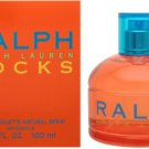 Ralph Rocks by Ralph Lauren for Women 1.7 oz Eau de Toilette Spray