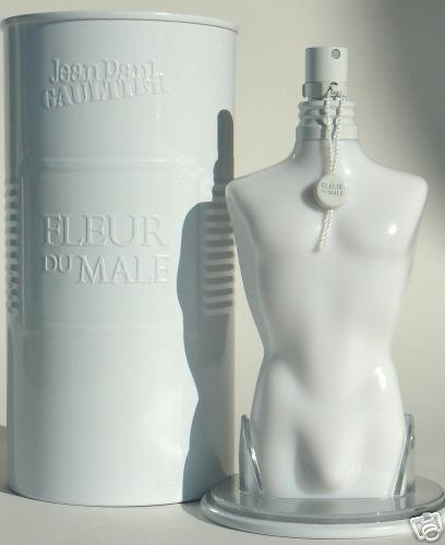 FLEUR DU MALE by Jean Paul Gaultier for MEN: EDT SPRAY 2.5 OZ