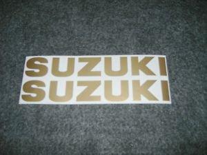 SUZUKI 9.9 115 140 BOAT MOTOR DECALS OUT BOARD DECALS LRGD 12/1316