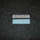 SUZUKI MOTOR CO.,LTD DECALS & REAR TAIL DECAL GS550 GS750 WHT/BLK /WHT