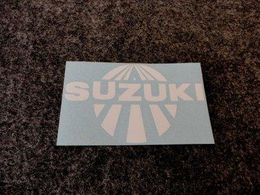 SUZUKI RISING SUN GSXR GSX-F KATANA BANDIT GS RM-Z DS DR SP TS TC RM TM  DECAL W