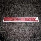 HONDA PRO-LINK 1988 TRX-250R 1989 TRX-250R  SWING ARM DECAL RED SILVER TRIM 534