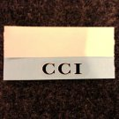 SUZUKI CCI SIDE COVER DECAL GT, TS, TC, TM, DS