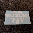 SUZUKI RISING SUN GSXR GSX-F KATANA GT GS RM-Z DS DR SP TS TC RM TM  DECAL WH5