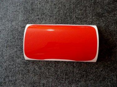 HONDA HEAD LIGHT PANEL DECAL SHEET XR600 XR250 XR350 XR500 XR200 RED