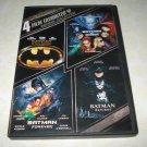 4 Film Favorites Batman Collection DVD Set