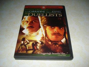 The Duelists DVD Starring Keith Carradine Harvey Keitel