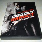 Deadly Impact Unrated DVD Starring Sean Patrick Flannery Joe Pantoliano