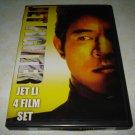 Jet Fighter Jet Li Four Film Set DVD