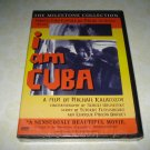 The Milestone Collection Francis Ford Coppola And Martin Scorsese Present I Am Cuba DVD