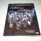 The Three Musketeers The Four Musketeers Two Disc DVD Set