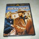 Shalako DVD Starring Sean Connery Brigitte Bardot