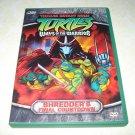 Teenage Mutant Ninja Turtles Ways Of The Warrior DVD