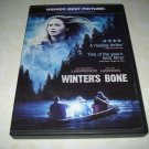 Winter's Bone DVD Starring Jennifer Lawrence John Hawkes