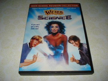 Weird Science High School Reunion Collection DVD