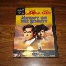 Mutiny On The Bounty DVD Starring Charles Loughton Clark Gable