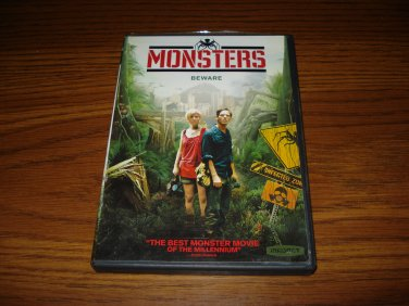 Monsters DVD