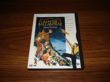 The Master Of Ballantrae DVD Starring Errrol Flynn