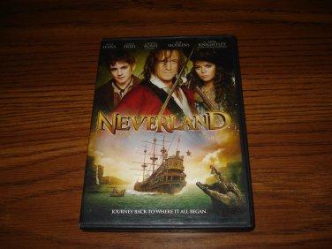 Neverland DVD Starring Rhys Ifans Anna Friel Keira Knightley