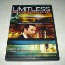Limitless DVD Unrated Extended Cut Starring Bradley Cooper Abbie Cornish Robert De Niro