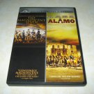 The Magnificent Seven The Alamo Double Feature Two DVD Set