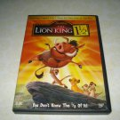 The Lion King 1 1/2 DVD