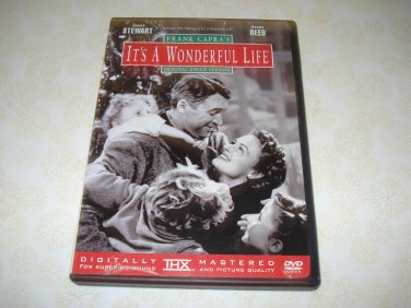 Frank Capra's It's A Wonderful Life Original Uncut Version DVD