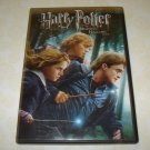 Harry Potter And The Deathly Hallows Part One DVD