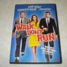 Walk Don't Run DVD Starring Samantha Eggar Cary Grant Jim Hutton