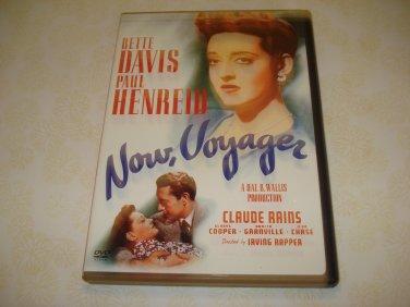 Now Voyager DVD Starring Bette Davis Paul Henreid